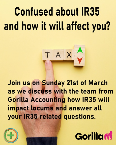IR35 Q&A with Gorilla Accounting