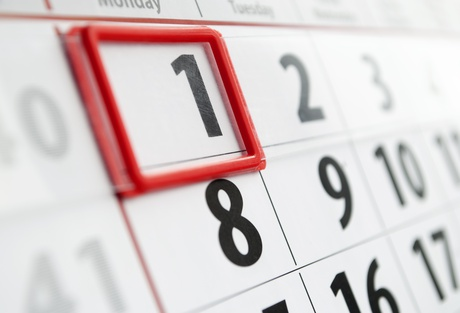 Key Dates For Locum Work